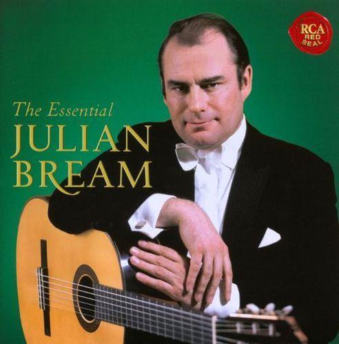 The Essential Julian Bream [2013] [CD]
