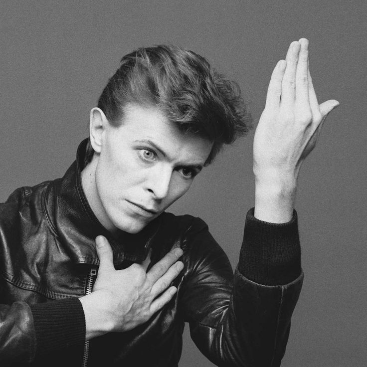 Timeless HEROES Single by David Bowie landmarks at 40 Years Now!