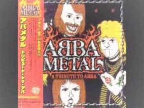 ABBA Metal - Sinergy - Gimme! Gimme! Gimme!