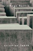 Photographers.it - Fotografi e Fotografia in Italia - vintage berlin - a photographic book by cristina leone, di cristina leone