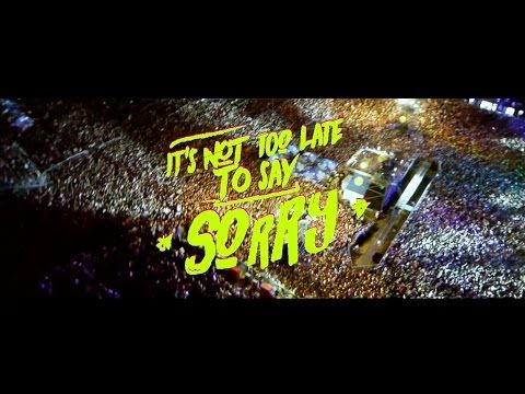 MTV: It's not too late to say sorry - MullenLowe SSP3, Bogotá, Colombia
