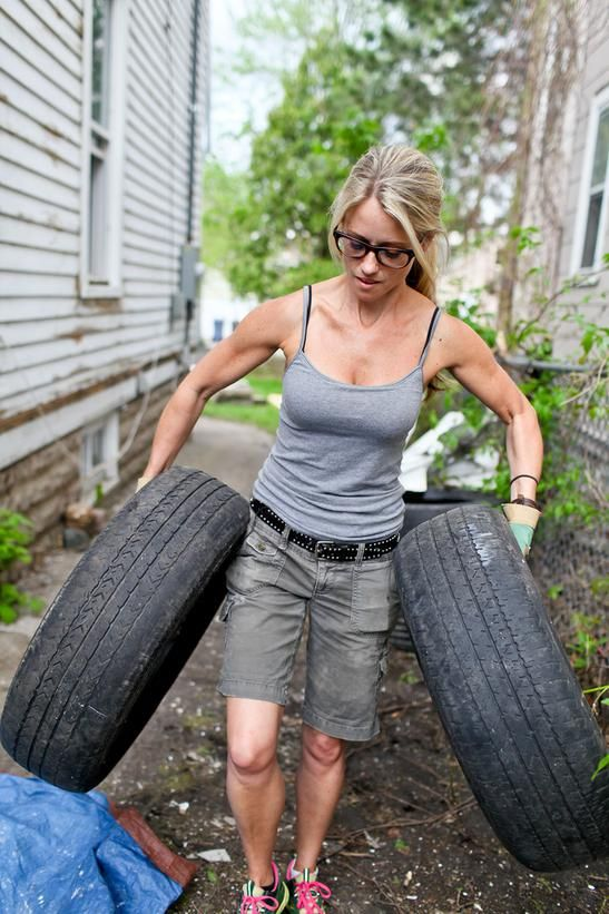 Tough as nails. Willing to get dirty. Single mother. Creative genius. Nicole Curtis: The Rehab Addict. #convivial #women