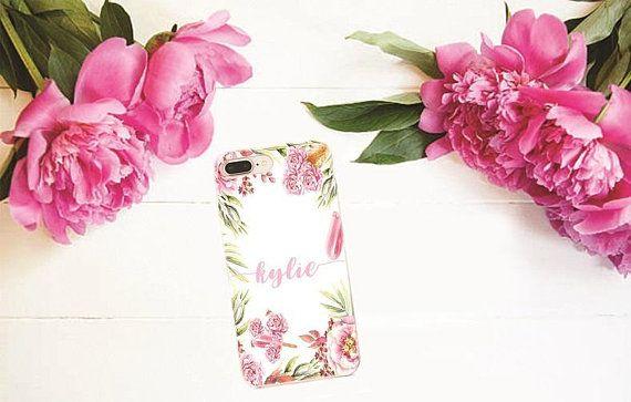 Peonies iPhone case.  #peonies #iphone #case #flowers #iphonecase #iphone7 #iphone7plus #personalized #custom