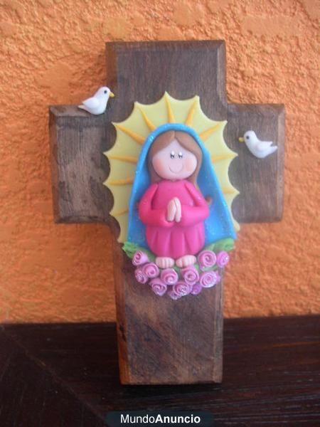 Virgencita Guadalupe .-
