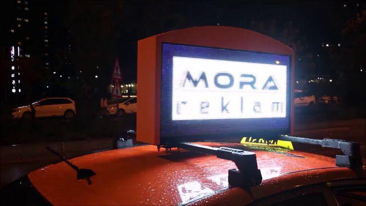 Taxi Top affichage LED RGB p6 panneau