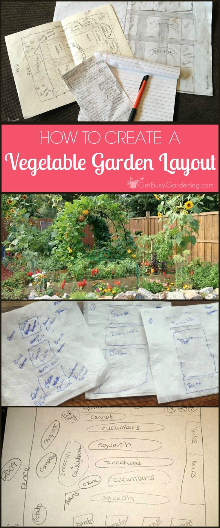 17 best ideas about vegetable garden layouts on pinterest for Vegetable garden designs layouts