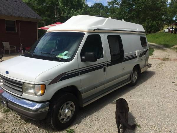 Ford Camper Van Class B Classifieds - Craigslist, eBay, RV Trader