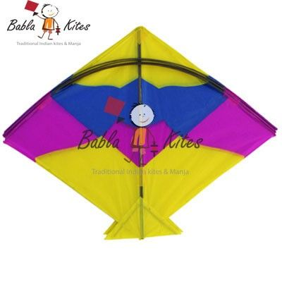 40 Design Indian Fighter Cheel Kites  + Free Shipping India