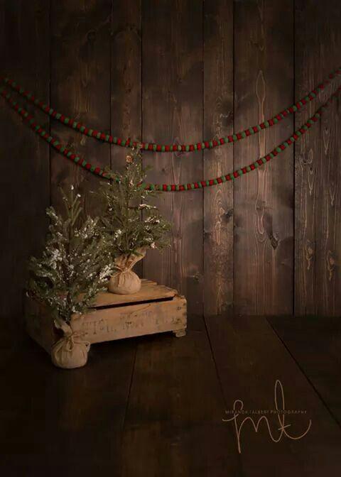 Christmas setup