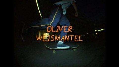 "Oliver Weismantel's ""TRIPLE DRYD"" Part | Freeskatemag: Freeskatemag – Filmed and edited by Tomas Schneider Cast: Free Skate Mag"