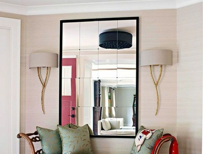 miroir-mural-grande-taille-banquette-beige-dentree