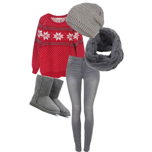 comfy winter outfit -noelle