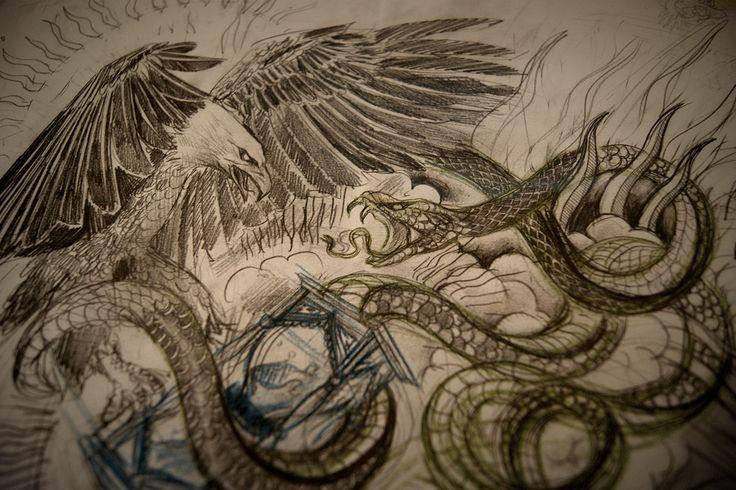 17 Best Images About Good Vs Evil On Pinterest: 33 Best Tattoos Images On Pinterest