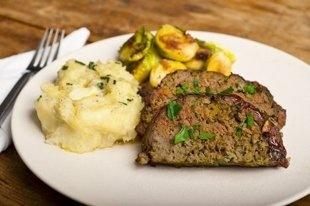 easy meatloaf recipe dinner-entrees