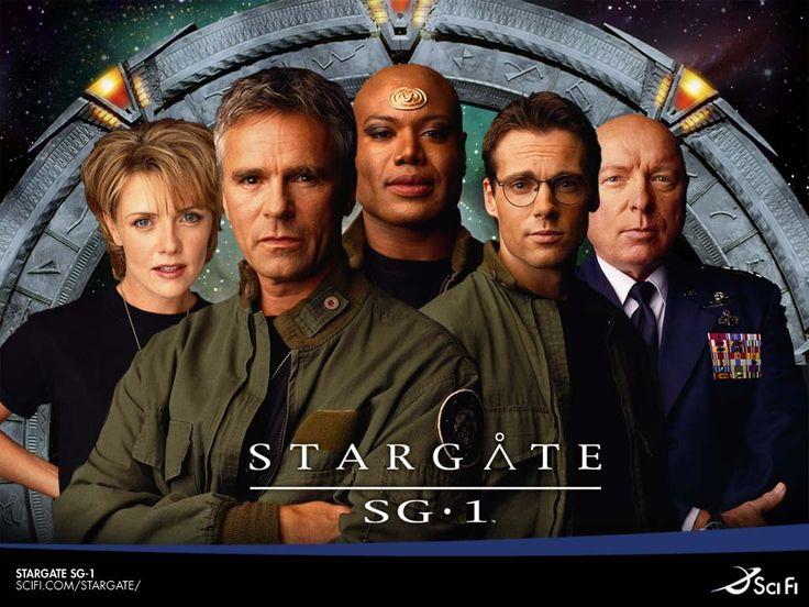 Stargate SG-1, par Serge.