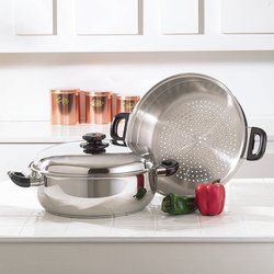 17 Best Images About Waterless Cookware Greaseless