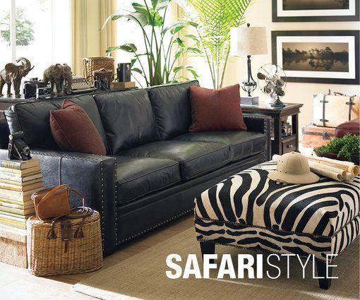 167 best Safari Living Room images on Pinterest | Animal prints ...