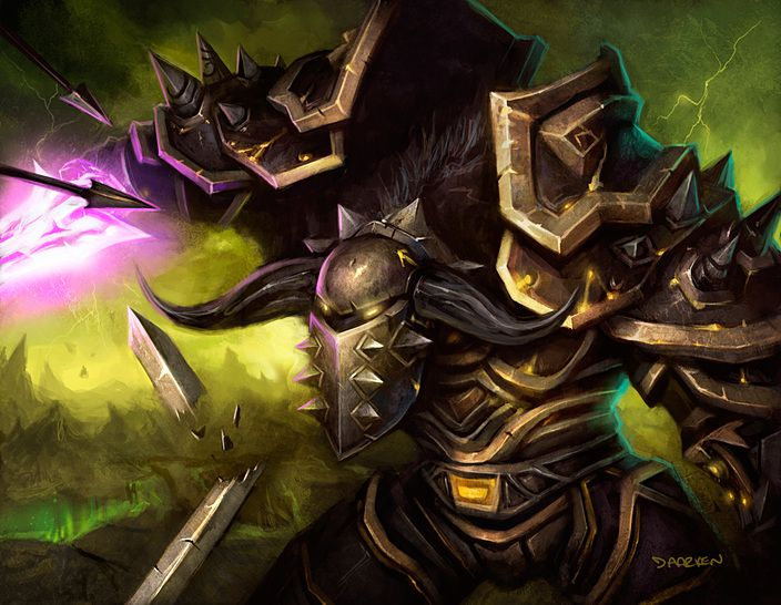 Tauren Warrior | WoW Artwork | Pinterest | Warriors
