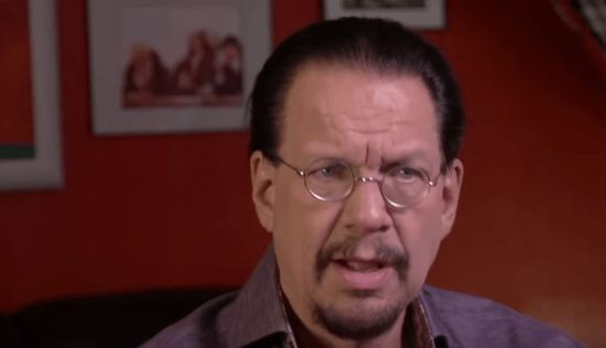 Magician Penn Jillette worked with Trump—'However bad you think he is, he's worse'