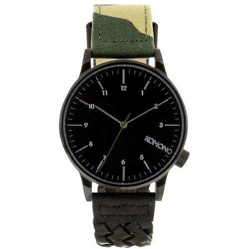 Komono Winston Galore KOM-W2202, stříbrná, 2090 Kč | Slevy hodinek
