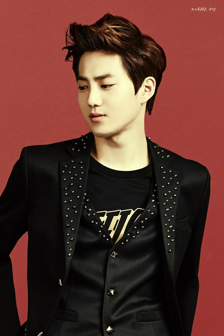 Suho ♡ #EXO // IVY Club , Back to School
