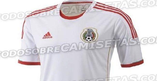 Esta podria ser la nueva playera de la Selección Mexicana