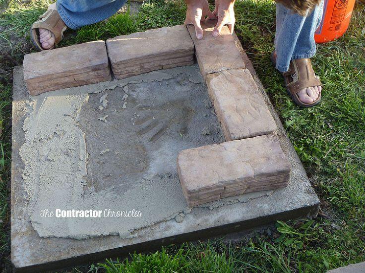 Hometalk :: Backyard Fire Pit