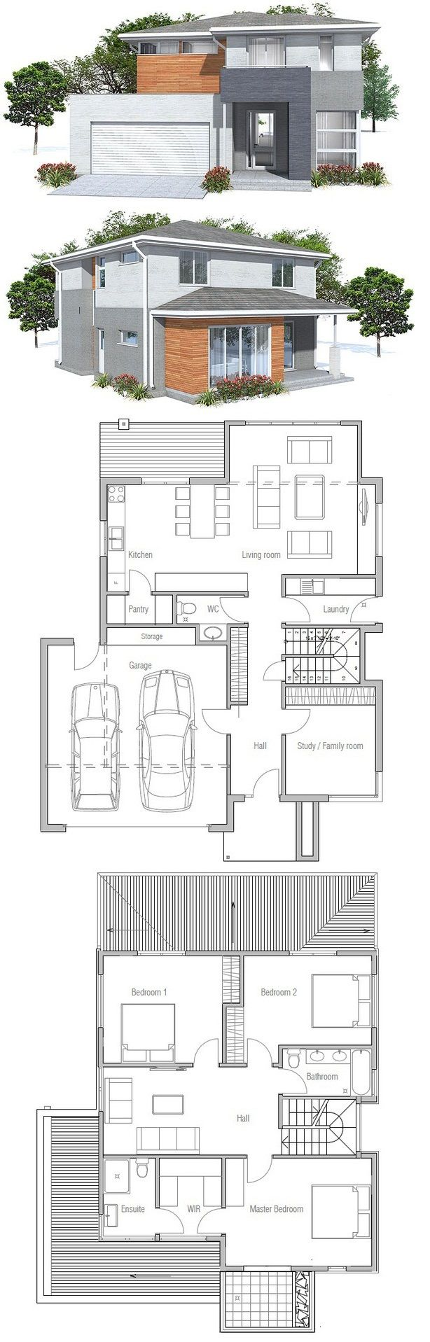 Home Plan CH111