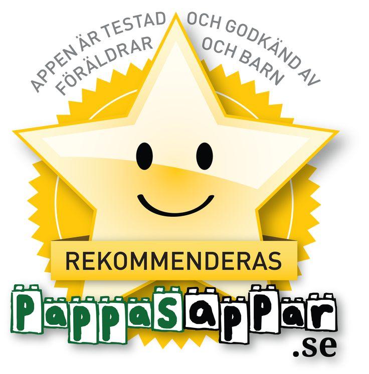 Utdelning av gratiskoder till spel och appar för barn | PappasAppar.se