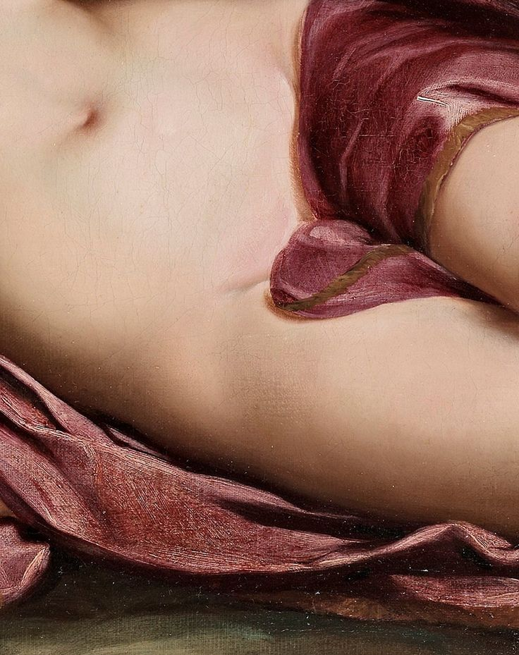 Antonio Bellucci, The Goddess Diana (Detail), 17th Century