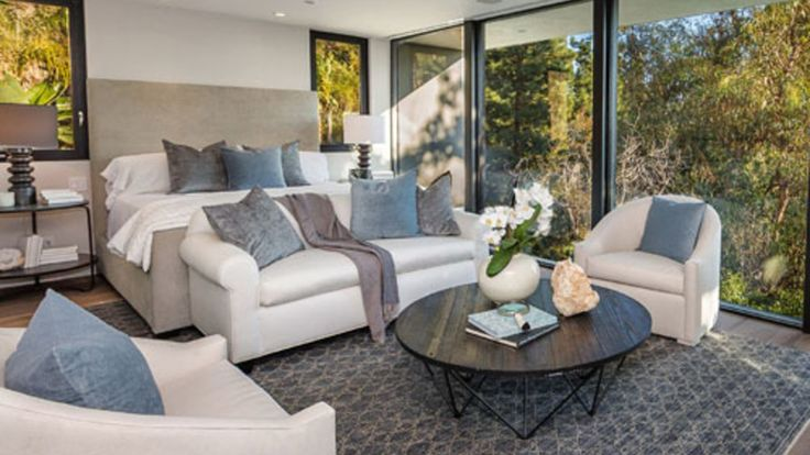 Inside Emily Blunt and John Krasinski's $8 Million Los Angeles Home: Emily Blunt and John Krasinski may be leaving their Hollywood home—and neighbor Jimmy Kimmel—to settle on the East Coast, but the $8 million property on sale is a sight to behold. Take a tour of the three-story, six-bedroom and five-bathrooms estate, complete with rooftop deck and pool.