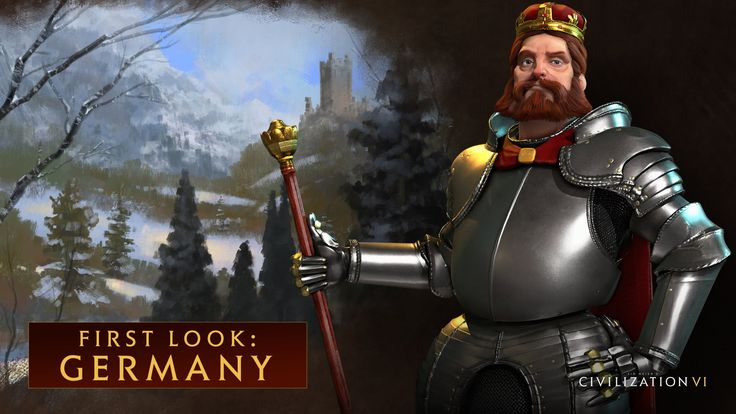 CIVILIZATION VI - First Look: Germany - International Version (With Subt...