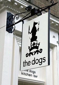 """The Dogs"" Restaurant in Edinburgh Makes Us Want to Get on a Plane 