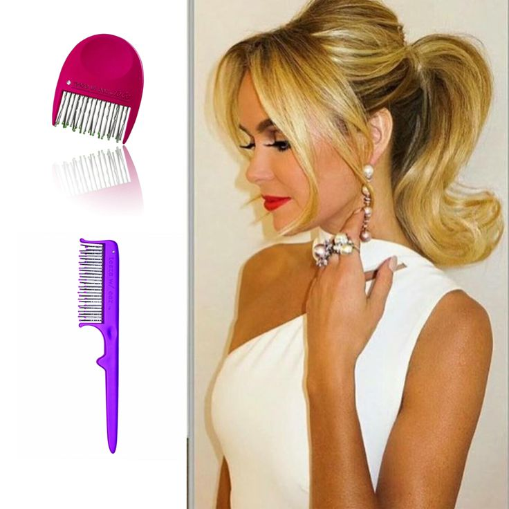 Who else loves Amanda Holden hair? You can very easily achieve this style with our special volumising combs Teeze w/eez Teeze w/eez to go http://www.secretfashionfixes.ie/teeze-weez-to-go/teezepd.html Pro Teeze w/eez comb http://www.secretfashionfixes.ie/teeze-weez-teaseback-combing-comb/teezecombpd.html