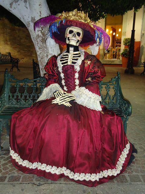 La Catrina Flickr Photo Sharing Dia De Los Muertos