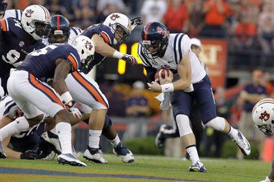 How to watch Ole Miss vs. Auburn: Game guide, TV schedule, streaming, odds