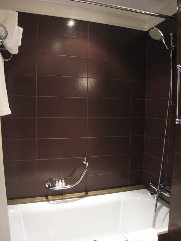 23 best images about garden on pinterest tub shower for Garden bathtub shower combo