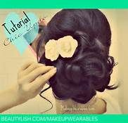 wedding updo for long hair - Bing Images