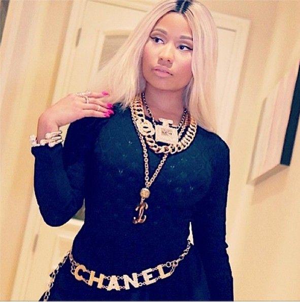 Happy 31st birthday Nicki Minaj !!!!! 12/08