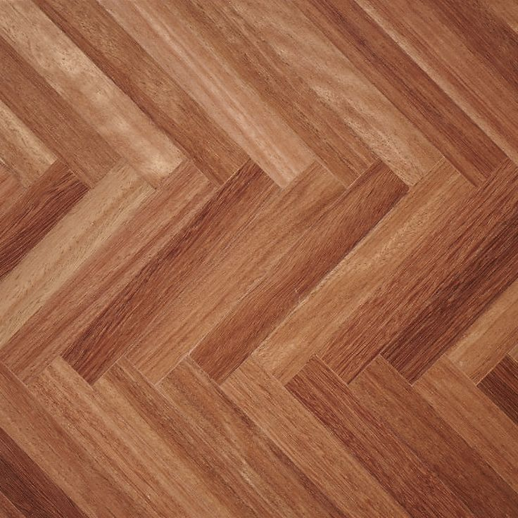 Mosaic finger parquetry - blackbutt species in herringbone