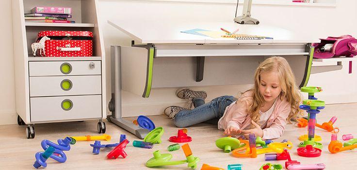 kinderschreibtisch winner von moll im kinderzimmerhaus. Black Bedroom Furniture Sets. Home Design Ideas