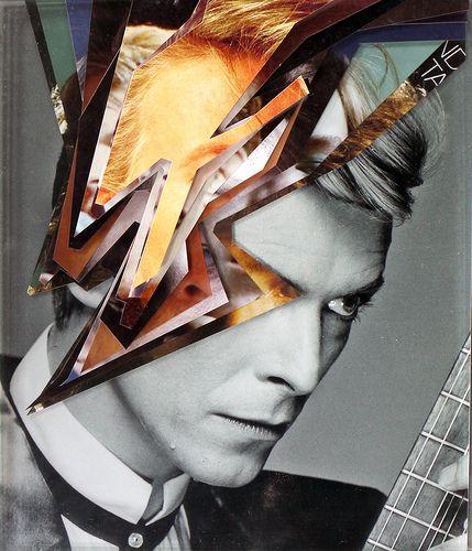 David Bowie, por Lucas Simões | Flickr - Photo Sharing!