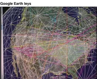 Best Ley Lines Images On Pinterest Ley Lines In America And - Us ley lines map