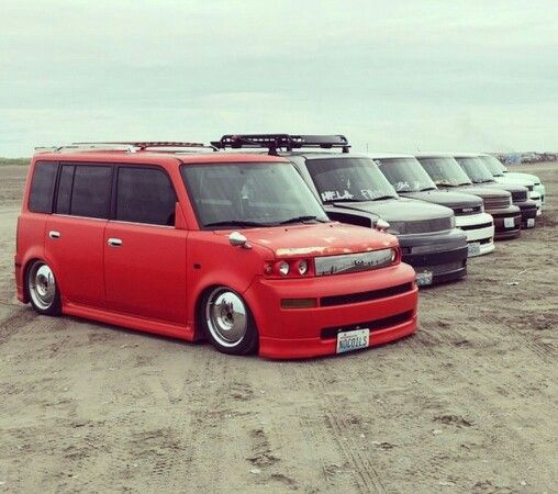 Toyota Scion Xb 2006: 17 Best Images About My World Of Bb / XB On Pinterest