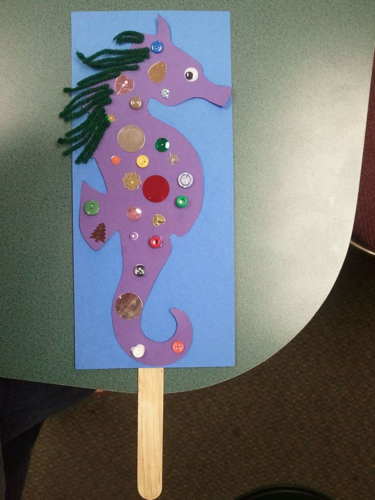 Paper Plate Seahorse Craft | Healthy Mama Info & List of Synonyms and Antonyms of the Word: seahorse craft