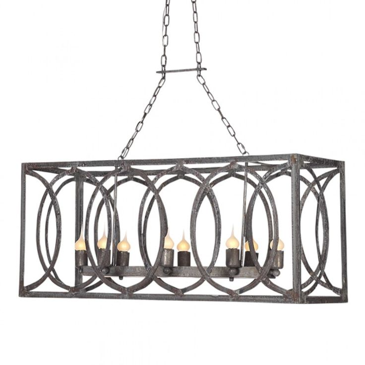 New Orleans Linear Lantern Found on lighting connection for $1224. If you feel like splurging!
