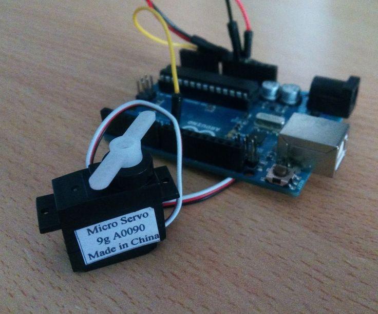 Best 25 servo arduino ideas on pinterest arduino for How to program servo motor
