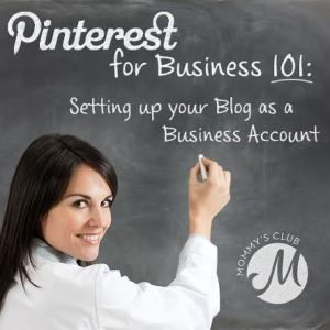 Pinterest for Business 101: If you're anything like us, Pinterest is your go-to place for all things inspiration.  But did you know that as a blogger, you could sign up for a Pinterest for Business account to get access to more tools like analytics and Rich Pins? @Victoria Olson Bloggers Club