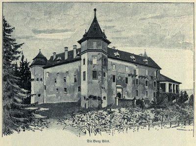 The inspiration behind Castle Dracula - Kemeny Castle in Brancovenesti, Transylvania