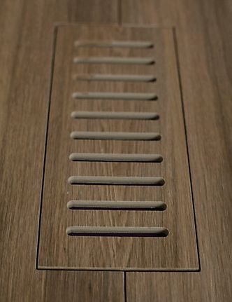 How To Makeover Your Floor Register Vents. Bathroom RenovationsBathroom  IdeasFloating ...